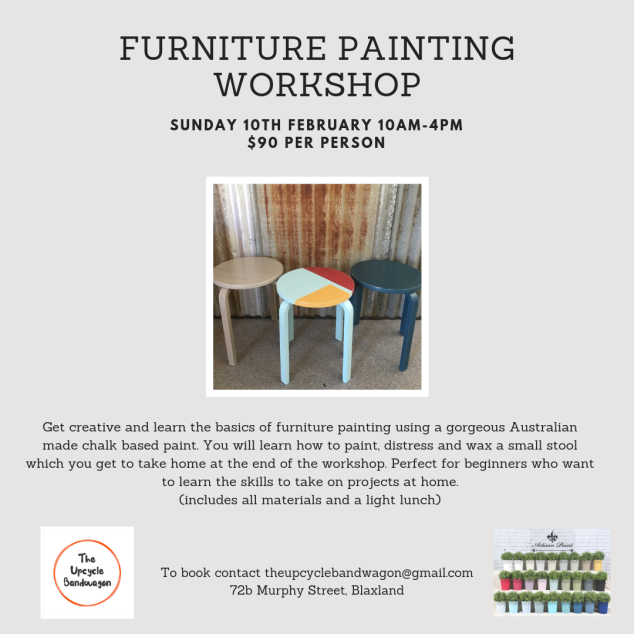 furniture painting feb